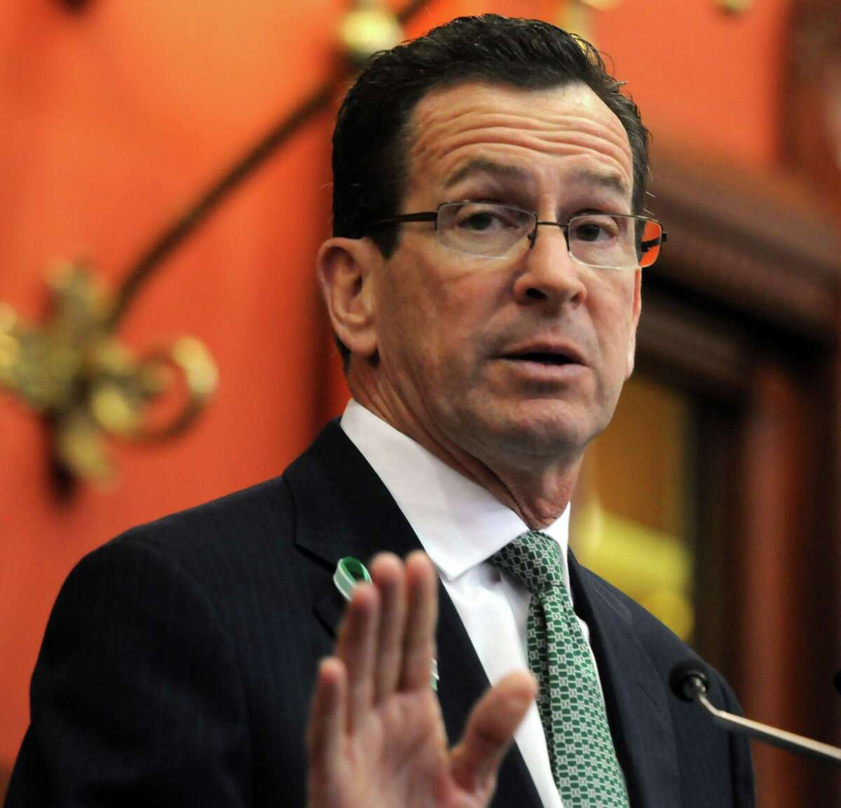 """""""In the short run, our hope and expectation was that this (loan) would stabilize the workforce and the numbers in Stamford,"""" Dannel P. Malloy, a Democrat who served as governor from 2011 to 2019 and is now chancellor of the University of Maine system, said in an interview. """"What we now know is things got worse and worse for the company."""""""