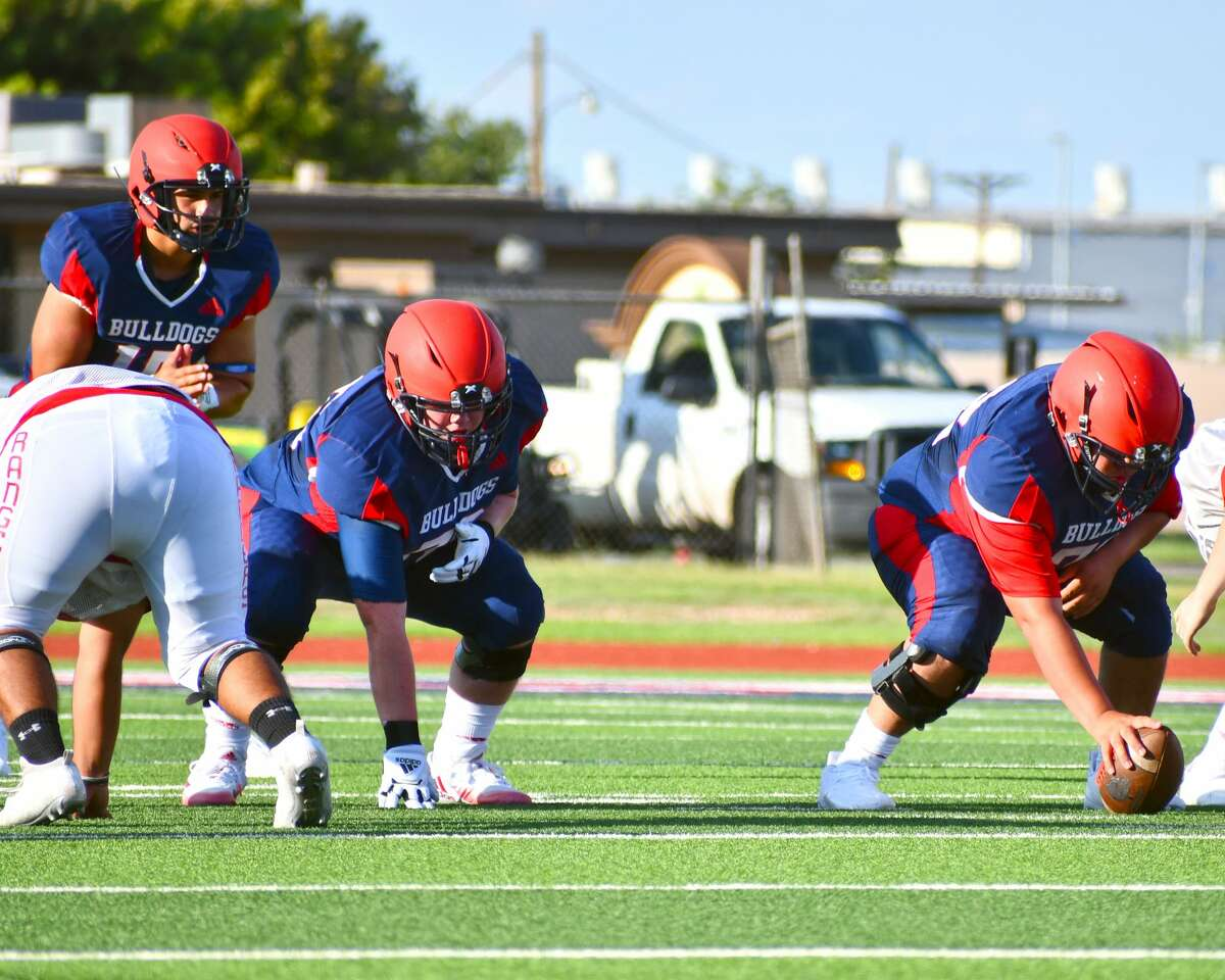 The Plainview football team hosted Perryton in a preseason scrimmage on Friday at Greg Sherwood Memorial Bulldog Stadium.