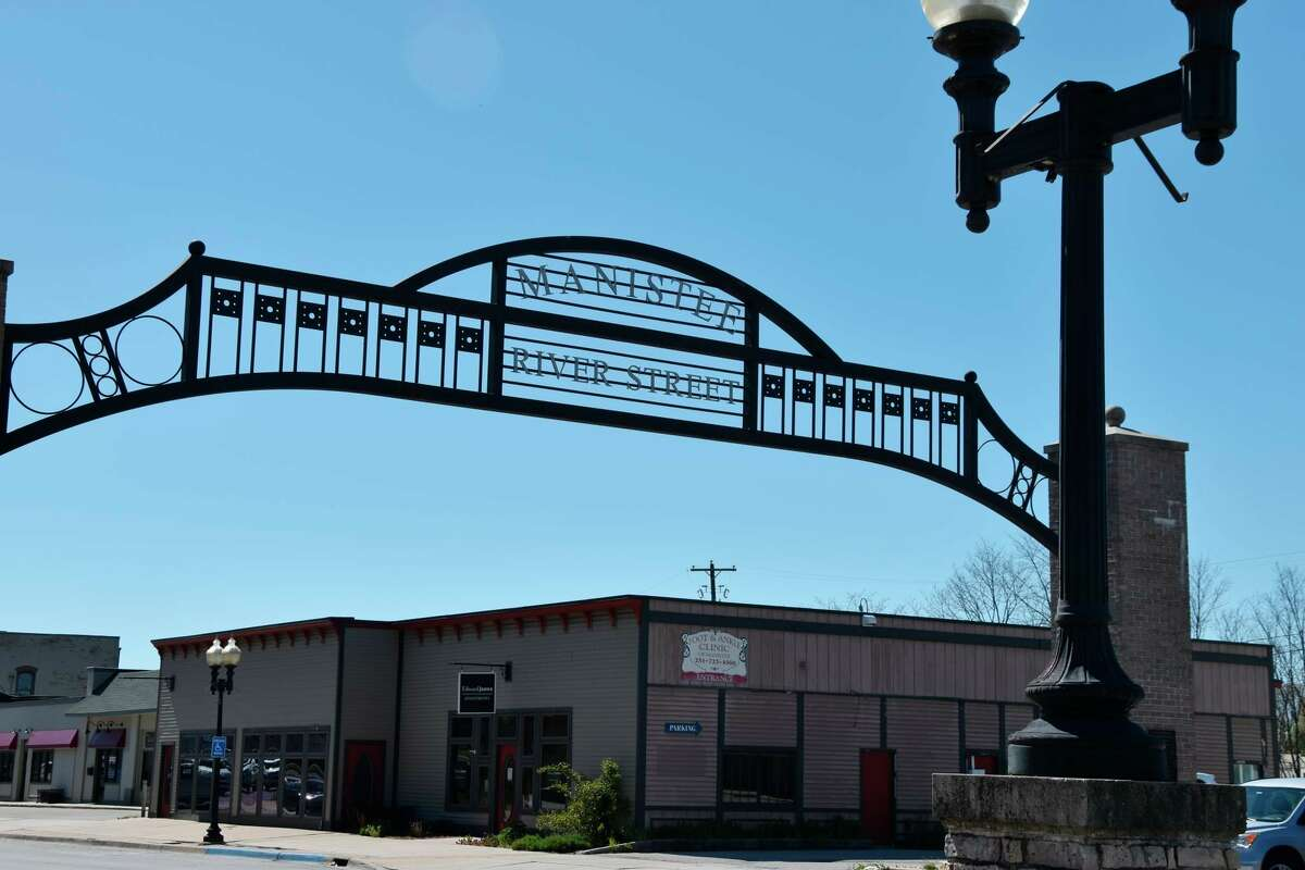 The city of Manistee plans was recently awarded a $700,000 redevelopment grant and $800,000 brownfield redevelopment loan fromthe Michigan Department of Environment, Great Lakes and Energy to support its Gateway Project. (File Photo)