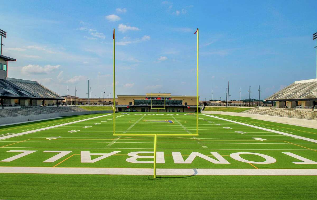 Tomball ISD Stadium is located at 20235 Cypress Rosehill in Tomball.