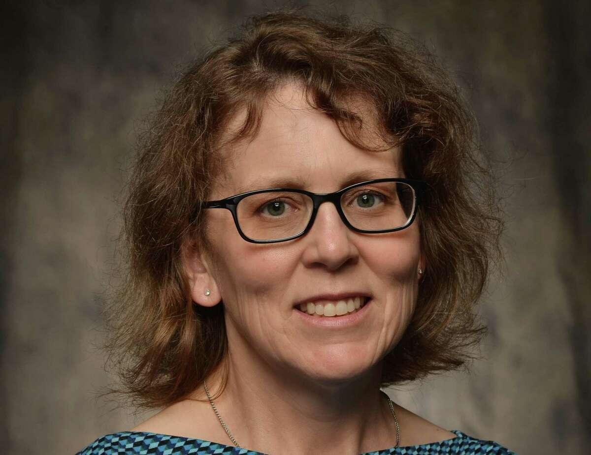 Lone Star College-North Harris mathematics professor Jennifer Travis