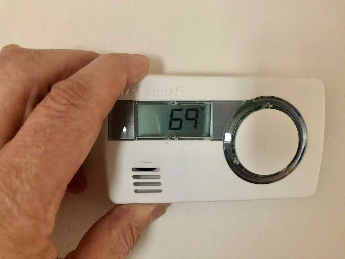 Carbon monoxide alarms should be installed on each floor of your home and outside of each bedroom. Install new batteries as per manufacturer's instructions and replace alarms every five years, as the sensors degrade, the Department of Public Health said.