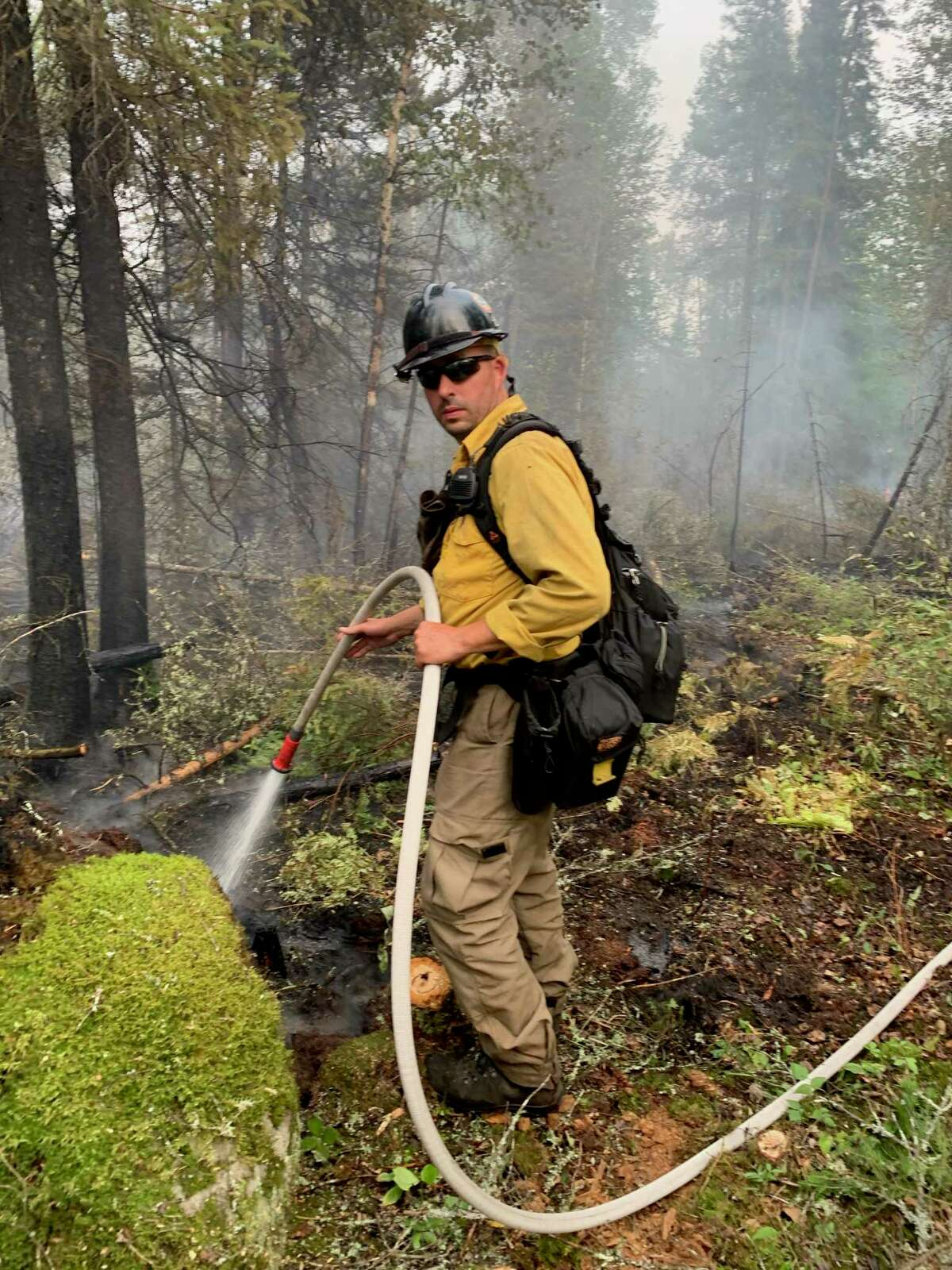Deputy Chief Michael Kronick, from the Westport Fire Department, was on assignment from July 29 to Aug. 14, 2021 with the Connecticut Interstate Fire Crew. During the assignment, the crew worked to battle and contain wildfires in Minnesota and Montana.