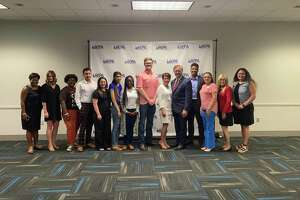 Randy Weber visits Young Emerging Leaders group
