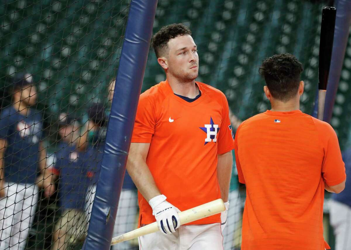 While Astros manager Dusty Baker did not commit to a timetable, it appears Alex Bregman could be activated in a matter of days after a two-month stay on the injured list.