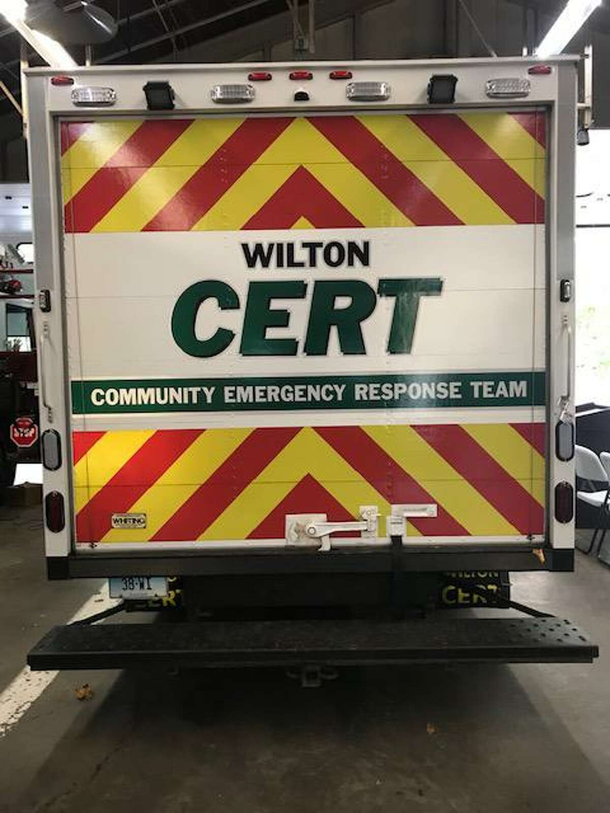 """Wilton CERT will be activated and is """"prepared for a major storm,"""" according to the first selectwoman."""