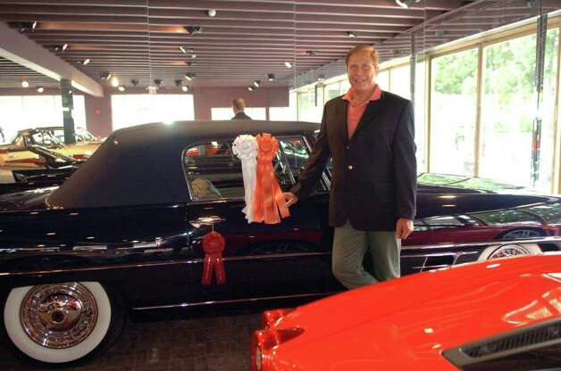 Philip Casesa Sales Manager At Carriage House Motor Cars 334066 Greenwichtime