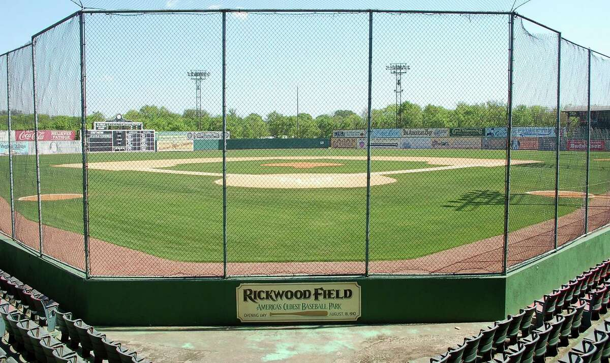 Rickwood Field, the oldest baseball park in America, Birmingham, Alabama. (Photo by: Universal Images Group via Getty Images)