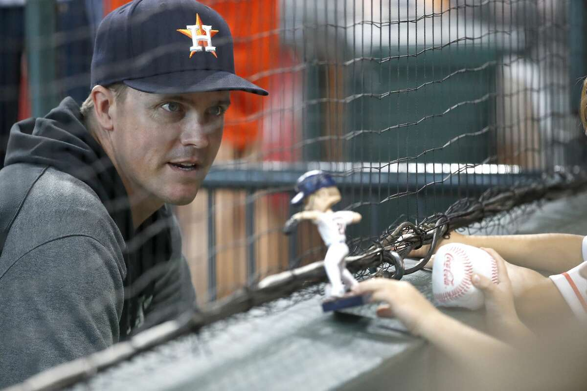 Houston Astros pitcher Zack Greinke has been on the COVID-19 reserve list since Aug. 31.