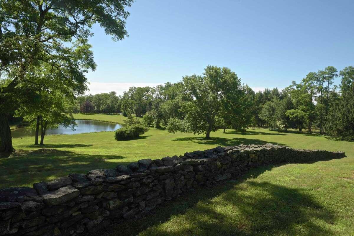 The Connecticut Audubon Society's Deer Pond Farm in Sherman.