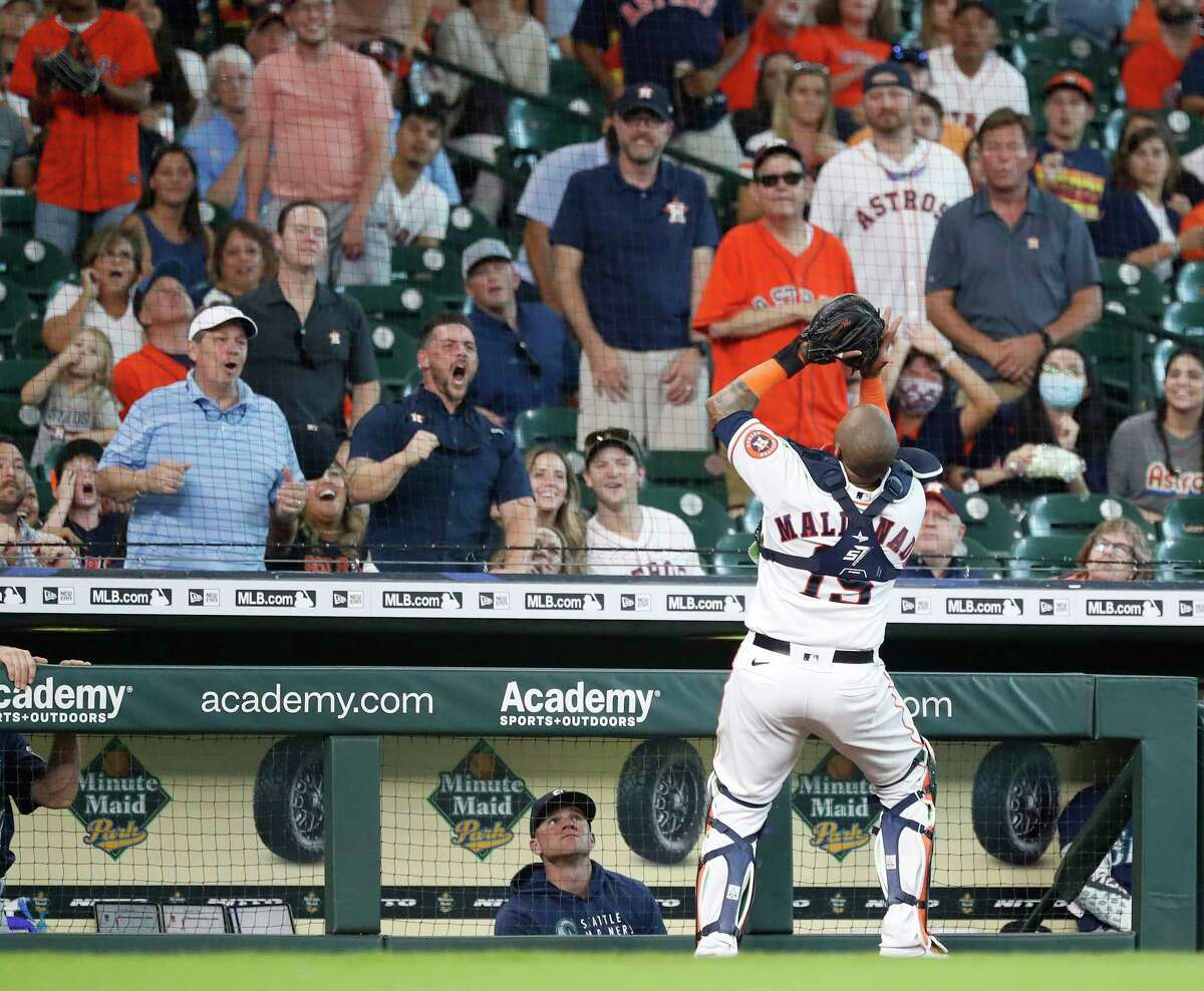 The American League West-leading Astros are allowed to pack Minute Maid Park, the definition of progress, daily momentum and hope as the world tries to navigate the coronavirus pandemic.