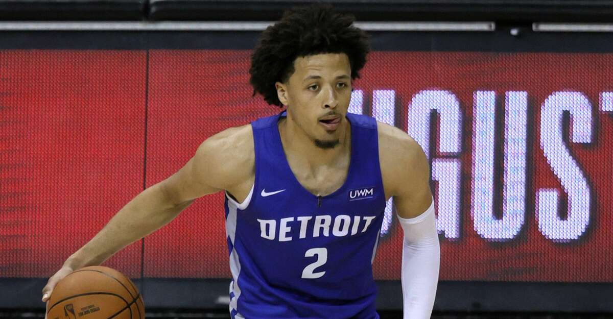 First overall pick Cade Cunningham will be the featured attraction for the Pistons, but it's unlikely he'll be able to lift Detroit out of the lottery in his rookie season.