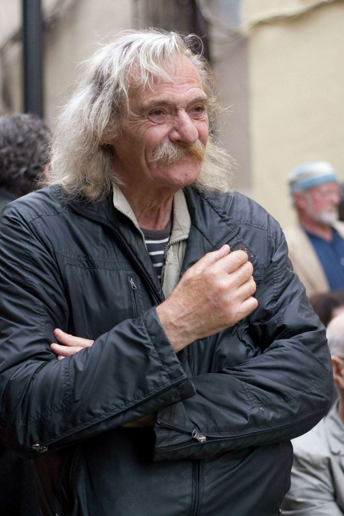 Jack Hirschman was creator of the San Francisco International Poetry Festival and former San Francisco poet laureate.