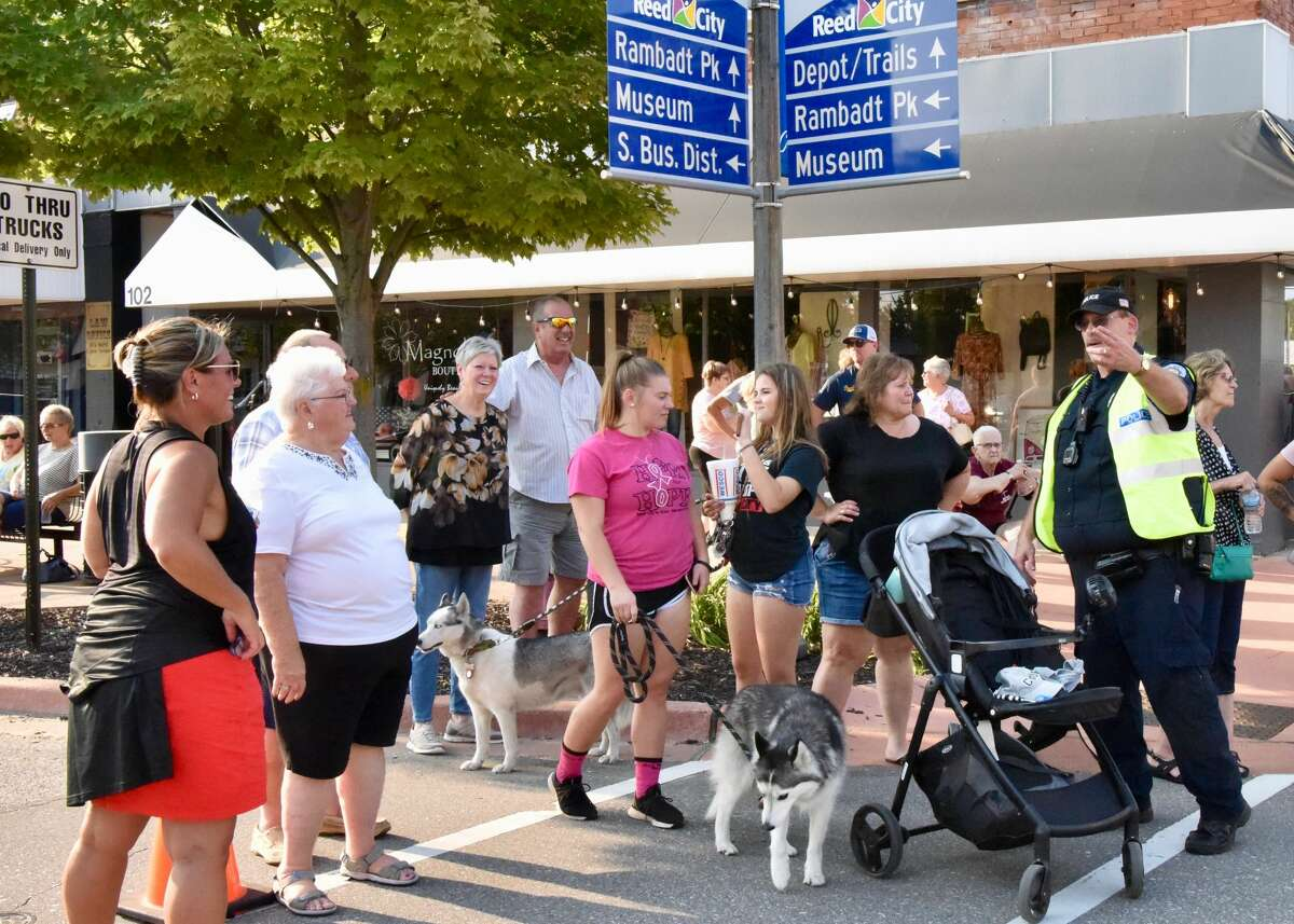 The 2021 Great American Crossroads Celebration in Reed City kicked off with a parade down Chestnut Street on Friday.