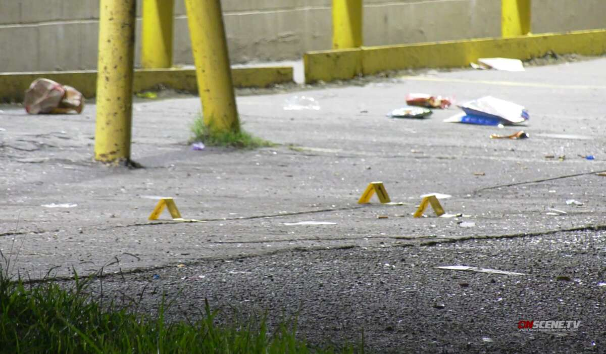A man was shot to death at 7302 Hurtgen Forest Road on Sunday, Aug. 22, 2021.