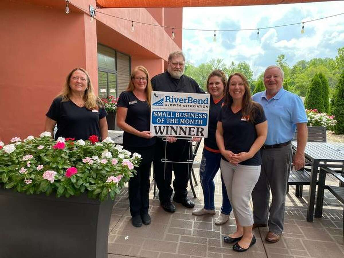 Great Rivers Tap and Grill at 3559-B College Avenue in Alton has been chosen as the August 2021 RiverBend Growth Association Small Business of the Month.