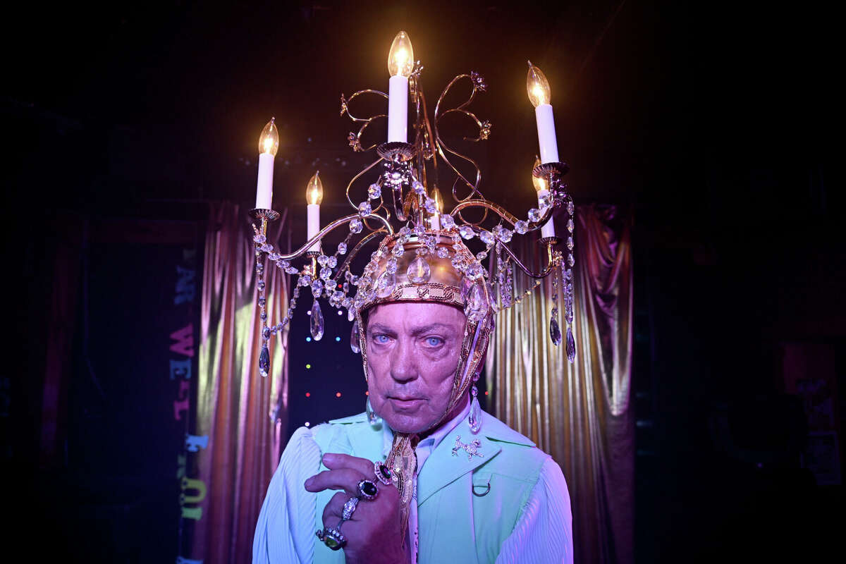 """Udo Kier stars in """"Swan Song,"""" a Magnolia Pictures release."""