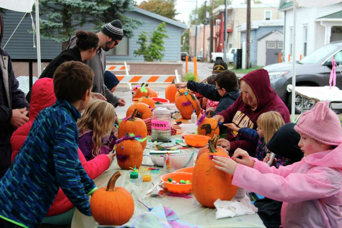 With fall just around the corner there is the possibility of fall themed events, like the Benzie County Fall Fest in Beulah and Frankfort. (File Photo)