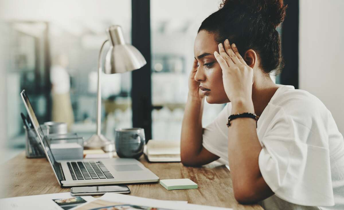 Anxiety at work throws a bunch of feelings at you at once.