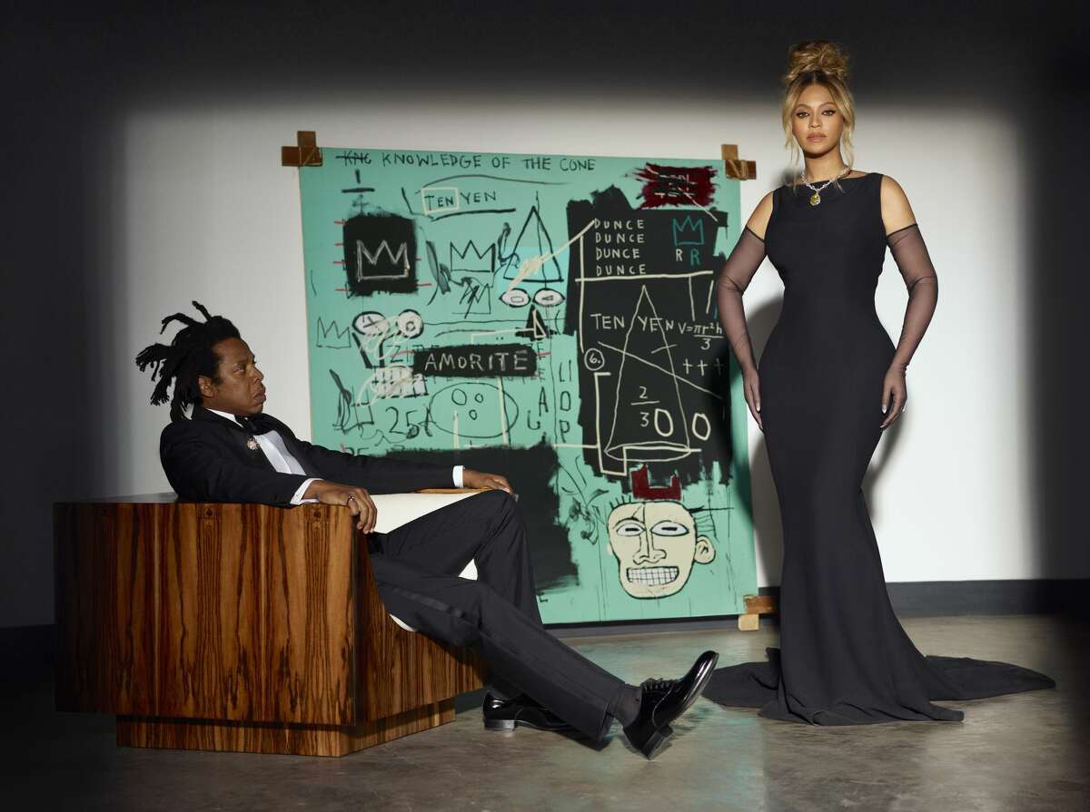 """Tiffany & Co. announcement that powerhouse couple Beyoncé and JAY-Z will star in its latest campaign """"ABOUT LOVE"""". As a part of the house's partnership with the Carters, Tiffany & Co. is proud to pledge a USD $2 million commitment towards scholarship and internship programs for Historically Black Colleges and Universities (HBCUs)."""
