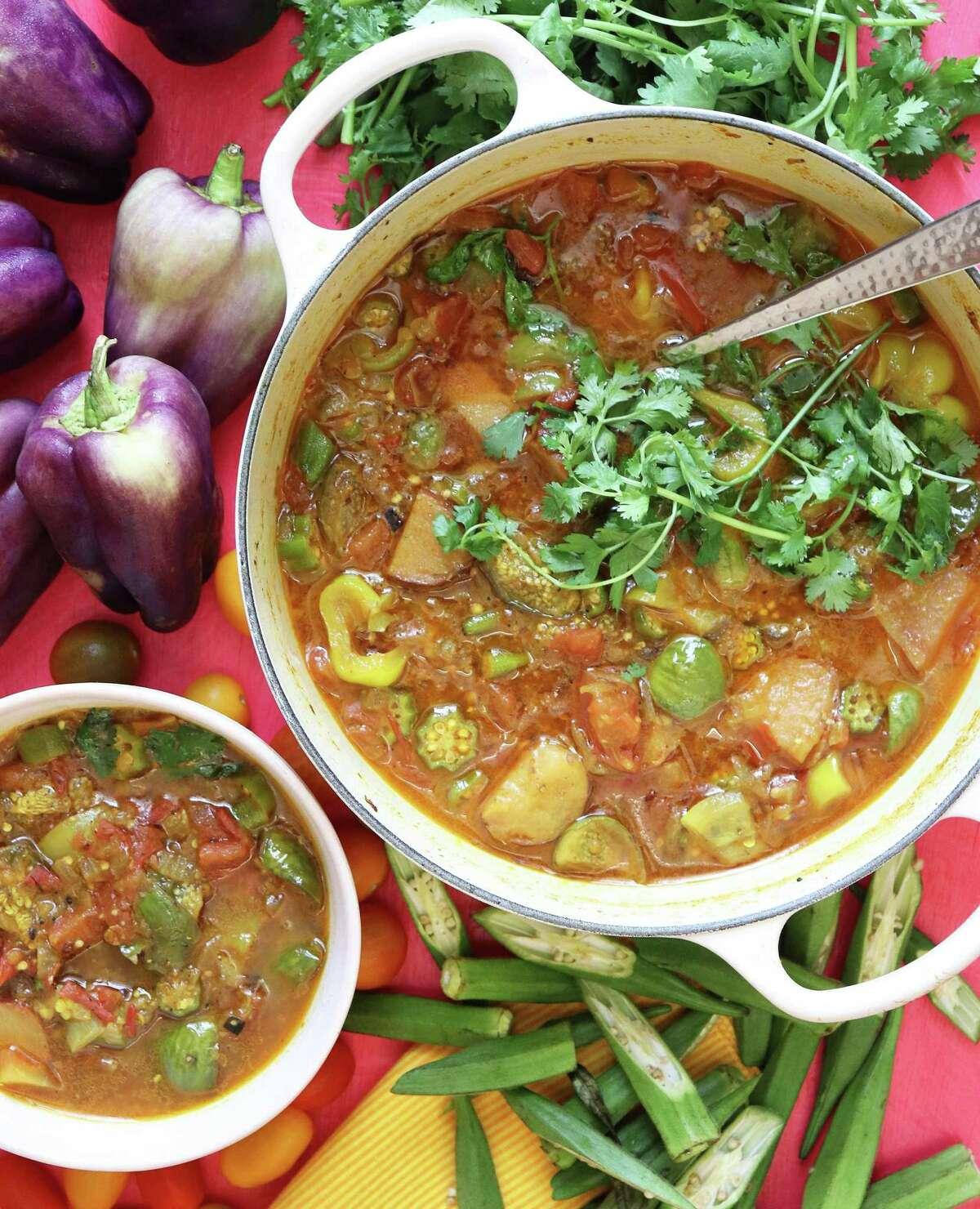 Summer Market Curry by Anita Jaisinghani