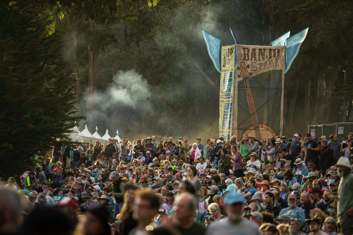 With Hardly Strictly Bluegrass Festival scheduled to be online this year, in-person attendance at San Francisco festivals in the second half of 2021 is expected be just 20% of pre-pandemic levels.