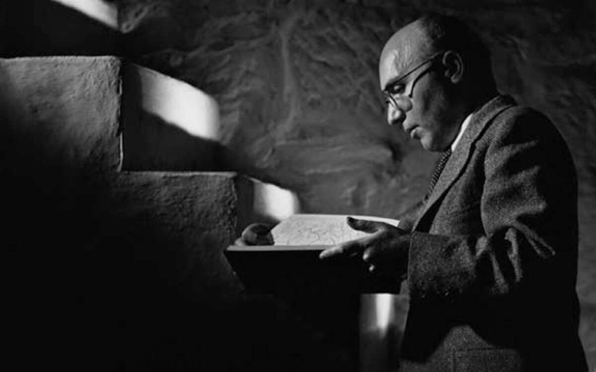 """German composer Kurt Weill is the subject of """"Exiled: The Evolution of Kurt Weill,"""" being performed at Mac-Haydn Theatre in Chatham on Sept. 1 and 29."""