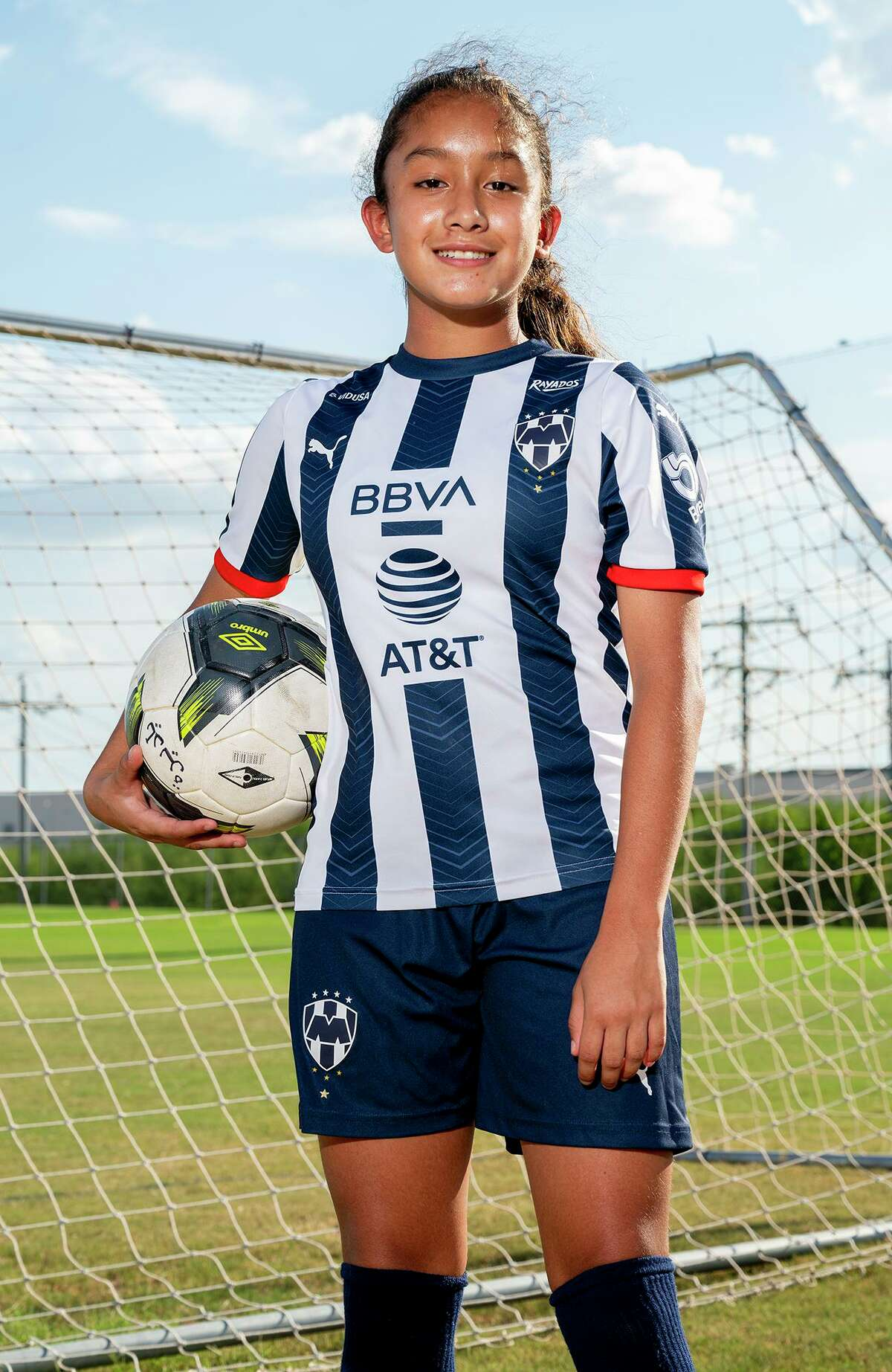 Rayados Soccer Academy's Yadhira Castillo was invited by the Mexican National Soccer Selection Committee to train in Mexico City this week.