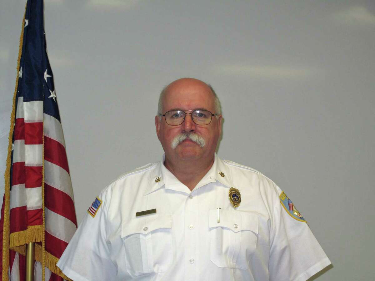 """Fire Chief Jack Hennessey said the town was """"lucky"""" that the storm veered east this past weekend."""