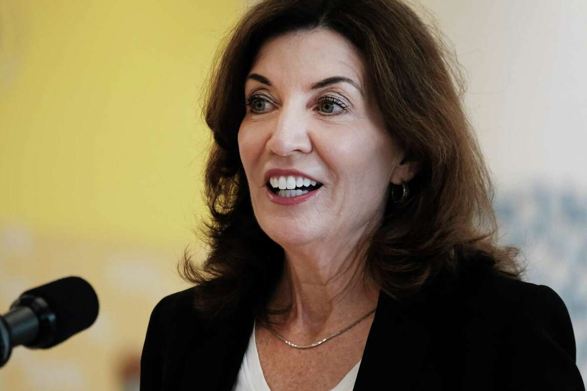 Proponents of New York's fledgling retail marijuana industry are hopeful that Gov. Kathy Hochul will accelerate the rollout of a new industry that is already behind schedule.