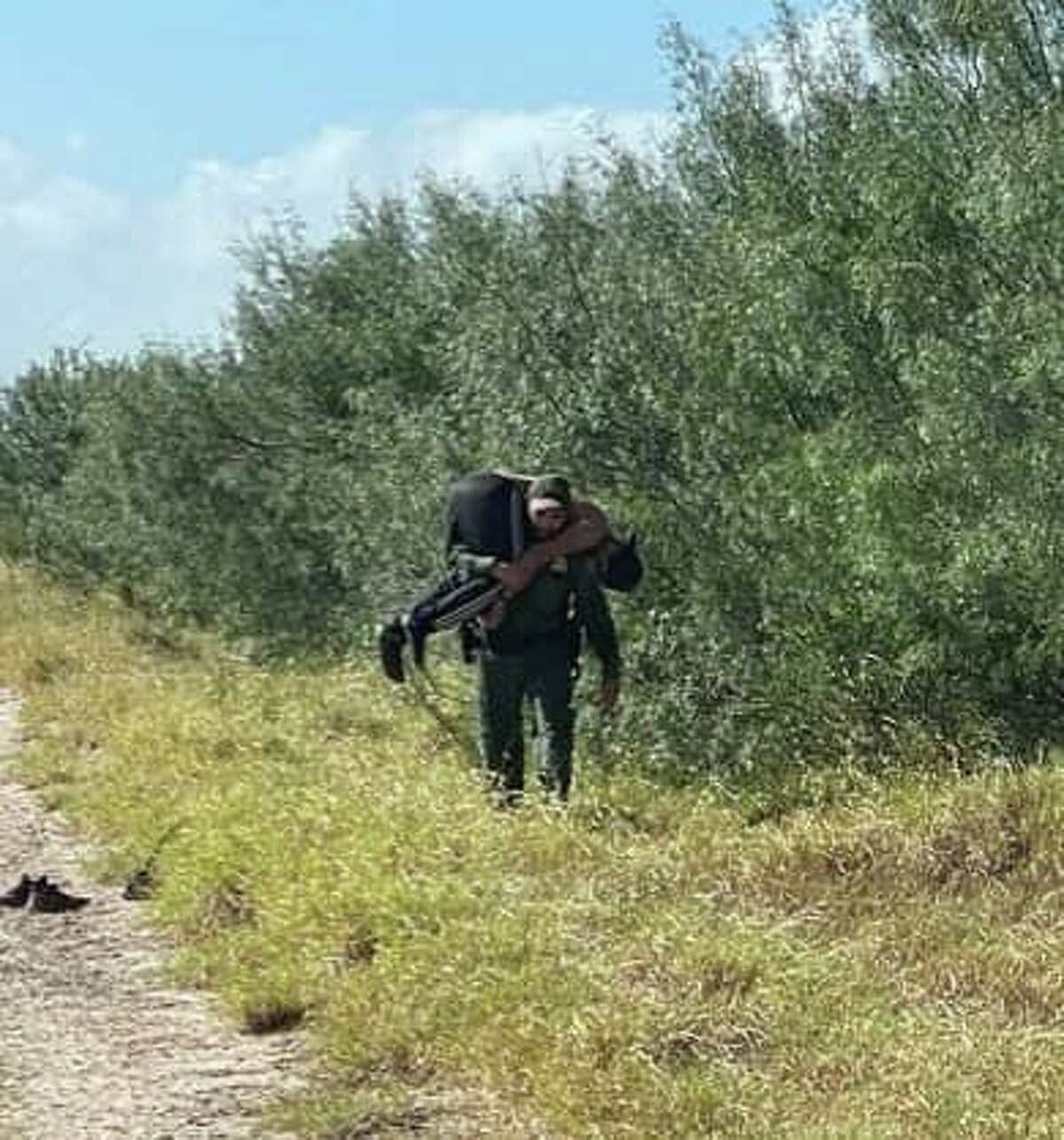 An 18-year-old Mexican national was discovered in need of medical attention near Hebbronville recently.