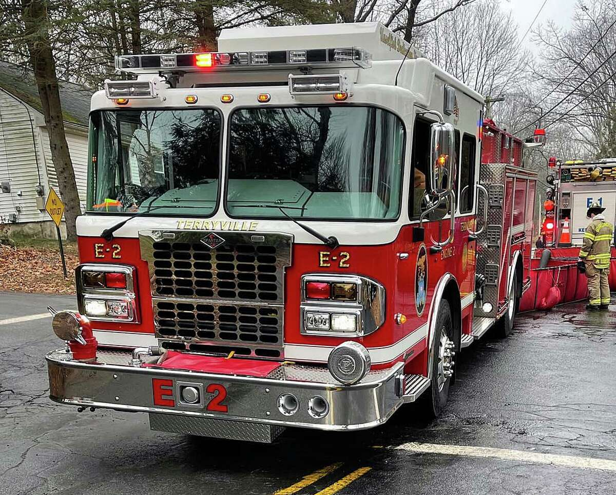 Fire crews responded to a Scott Road home in Terryville, Conn., on Monday, Aug. 23, 2021, for an attic fire.