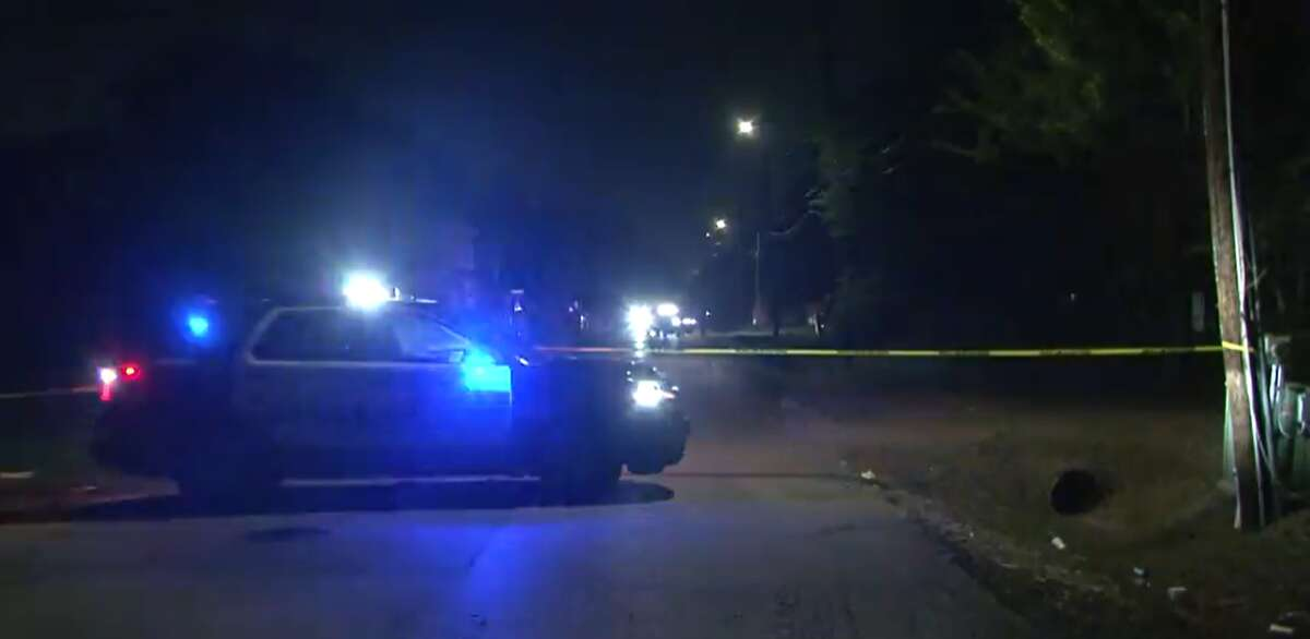A man died after a drive-by shooting Monday night, according to Houston Police.