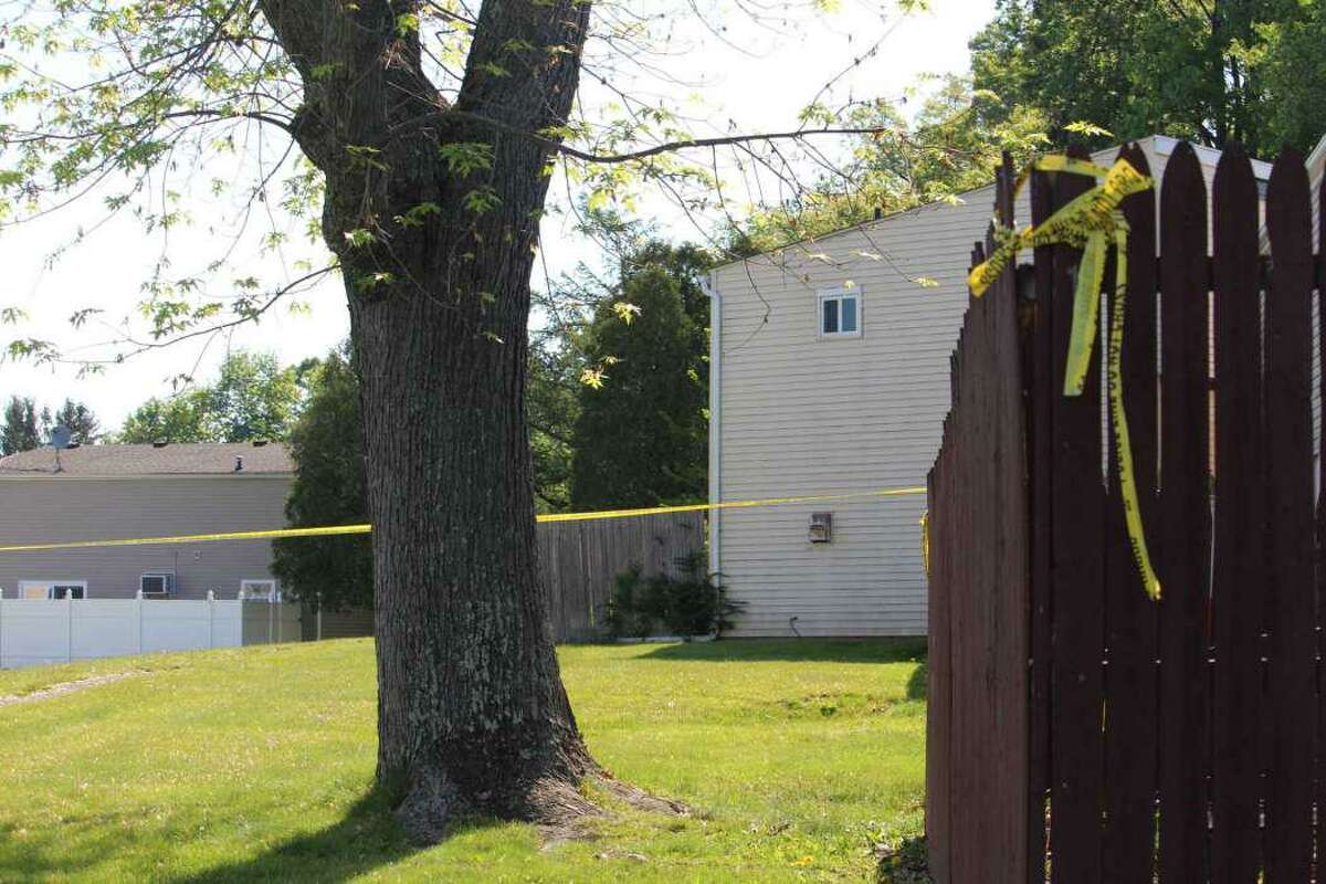 Authorities say former Middletown High School student Tylon Hardy was shot and killed on May 16, 2021, in a large apartment complex near Highlands Crescent and Stirling Court.