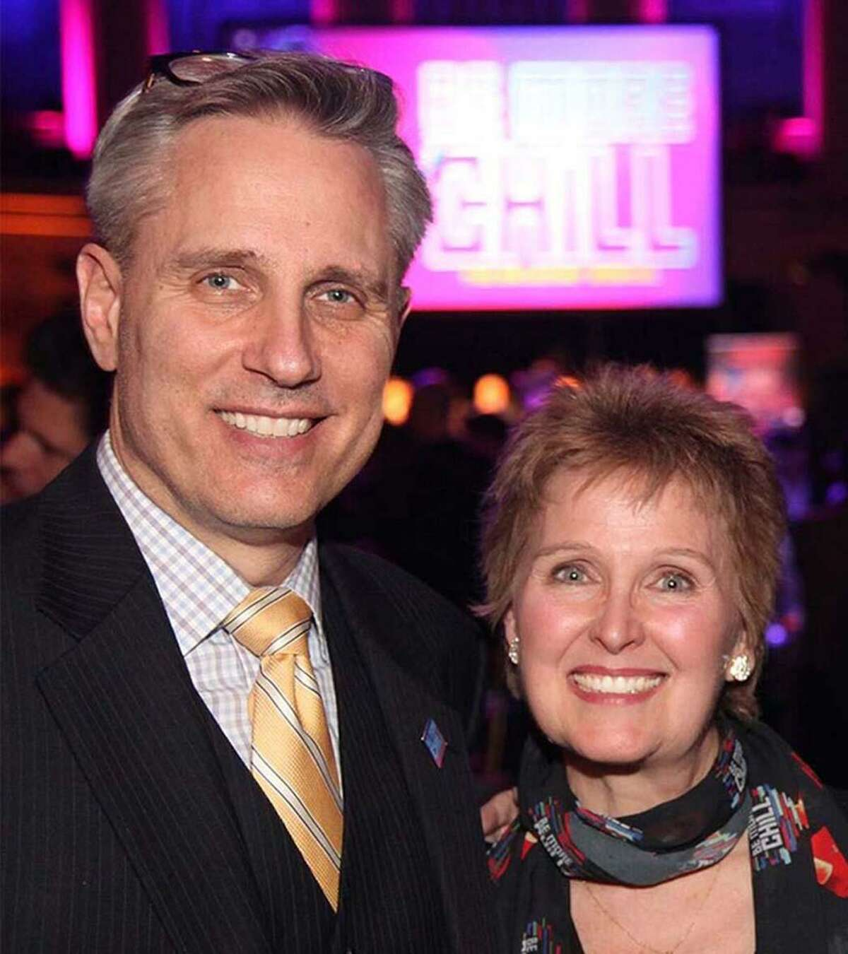 Essex residents Patty Carver, left, a professional singer and actor, and her husband, Broadway producer Gerald Goehring, said they started Saltbox TV to serve an under-represented demographic when it comes to streaming services.