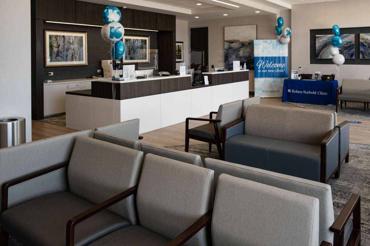 Kelsey-Seybold Clinic - North Channel opened at 5820 E. Sam Houston Parkway North.