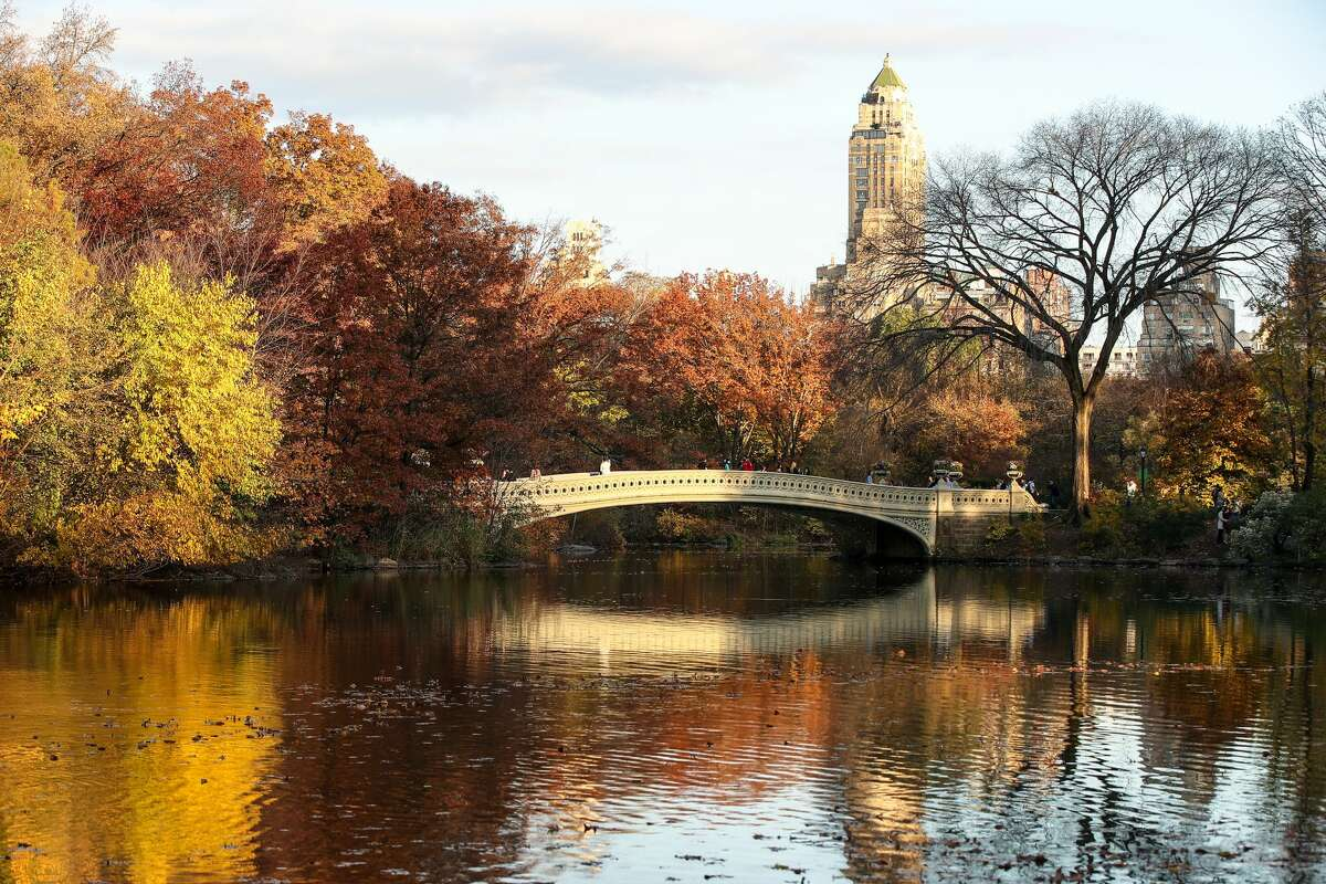 New York is one of seven spots to visit this fall season for under $100.