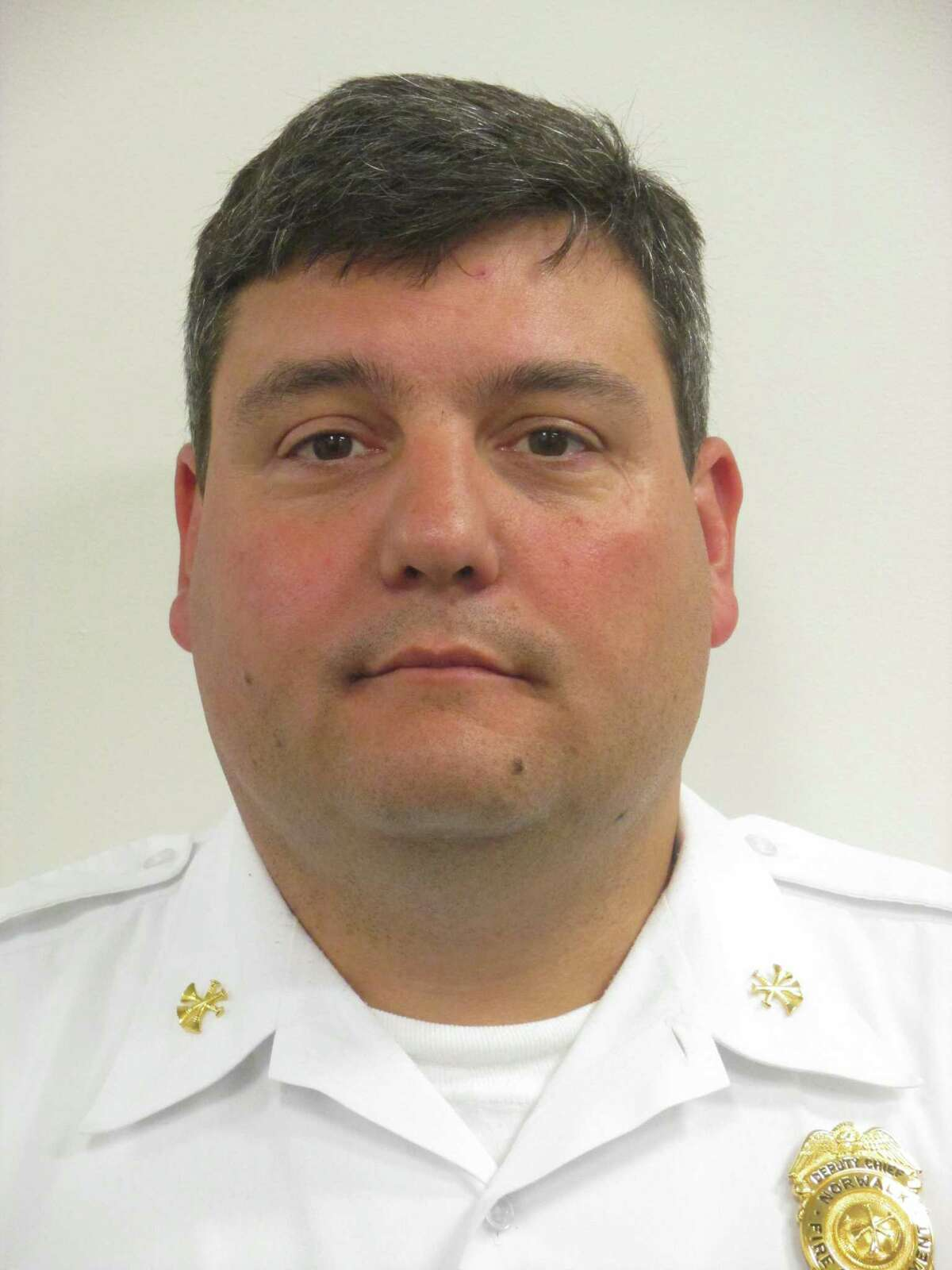 Albert Bassett has been hired to be Assistant Fire Chief for New Canaan, August 2021.