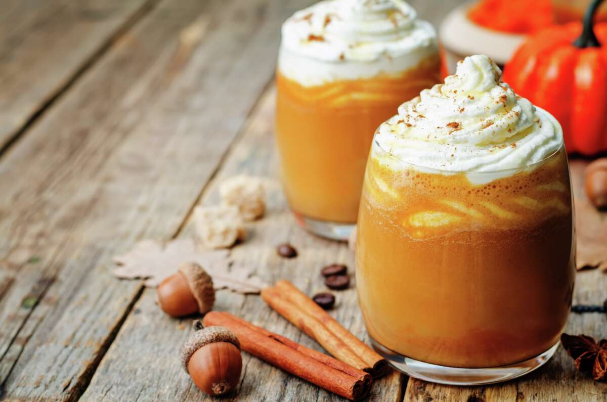 It's finally time to cozy up to a Pumpkin Spice Latte!