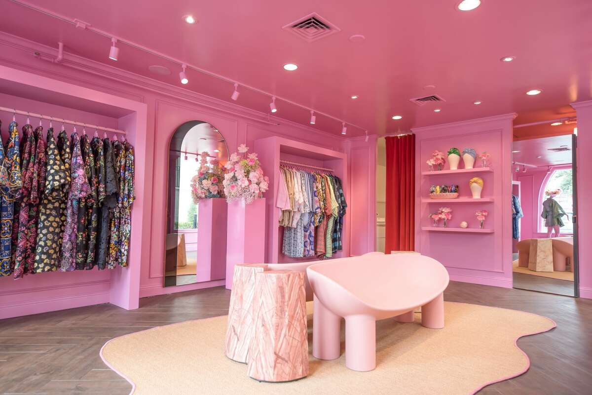 La Vie Style House is opening a second location in Houston's River Oaks District on Friday, Oct. 15. The 1,300-square foot store will feature varying shades of the brand's signature pink.