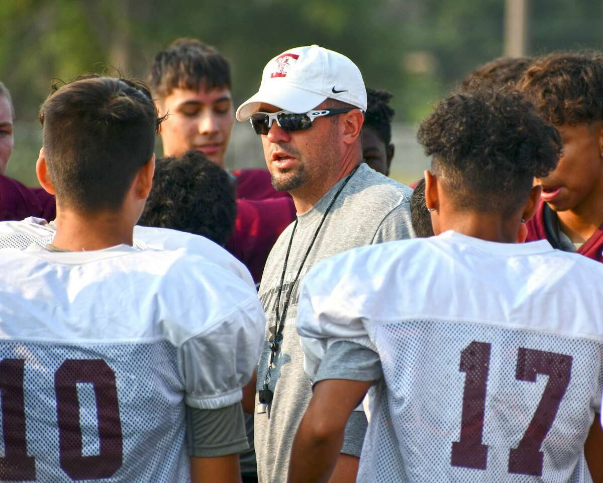Tulia head coach Steven Coursey expects the Hornets to be in the thick of the playoff race.
