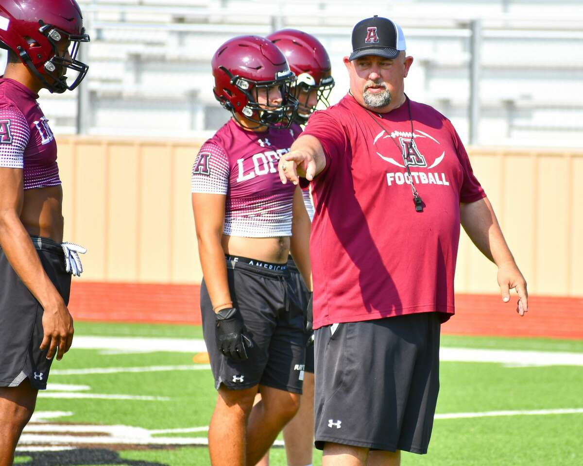 Head coach Justin Wiley and the Abernathy football team look to get back to their dominance of previous years.