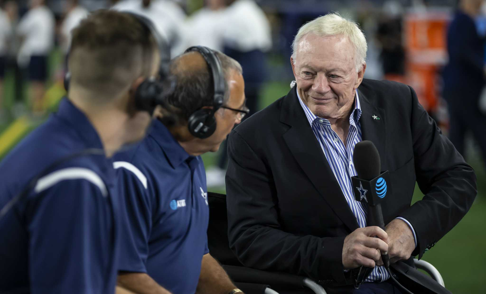 Cowboys' Jerry Jones has perfect answer about COVID-19 vaccine