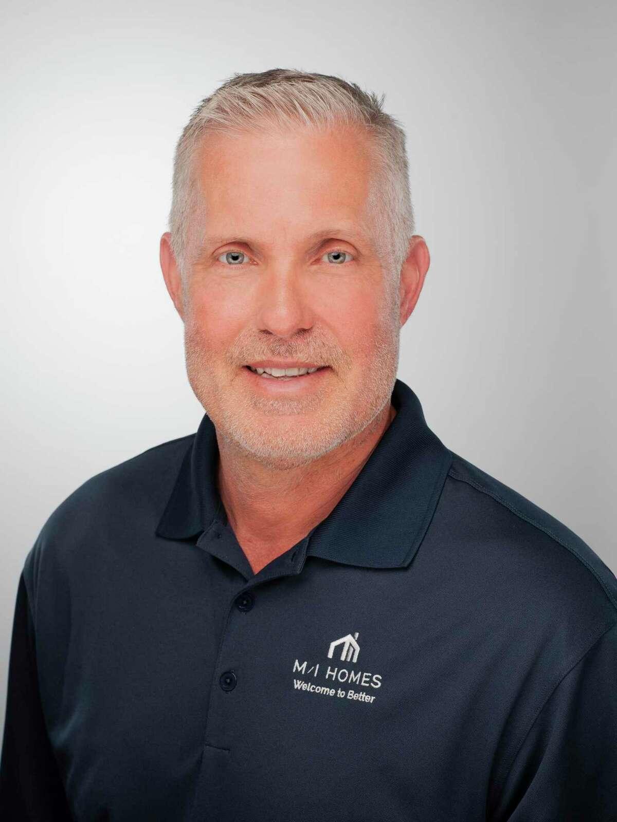 Jay McManus is Houston division president for M/I Homes.