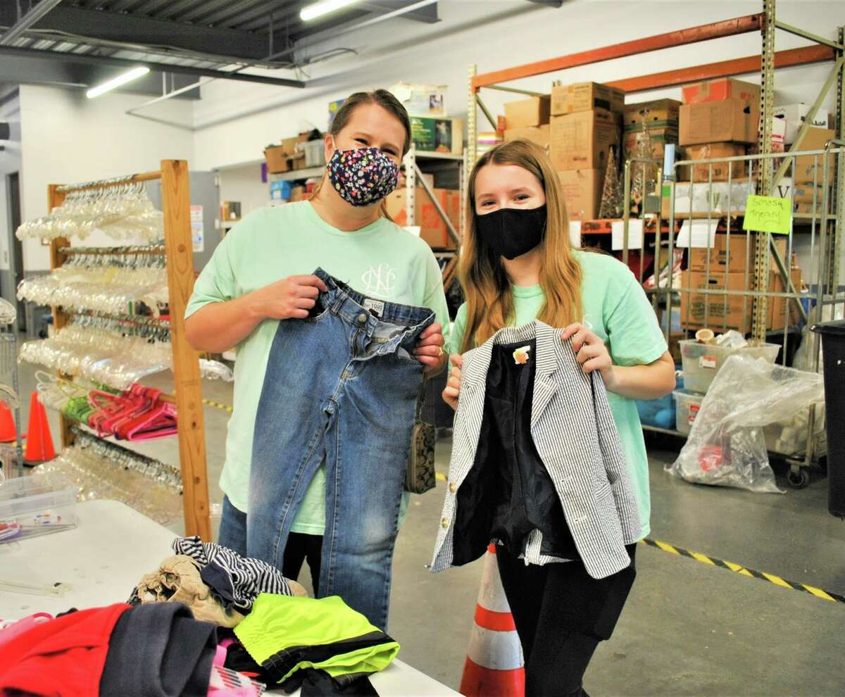 Northwest Assistance Ministries has received more volunteers from the local area for restocking, as well as donations.