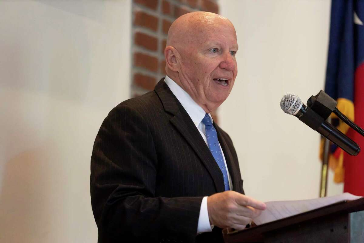 Congressmen Kevin Brady, R-The Woodlands, will be the featured speaker at The Greater Magnolia Parkway Chamber of Commerce monthly business luncheon from on Aug. 26.