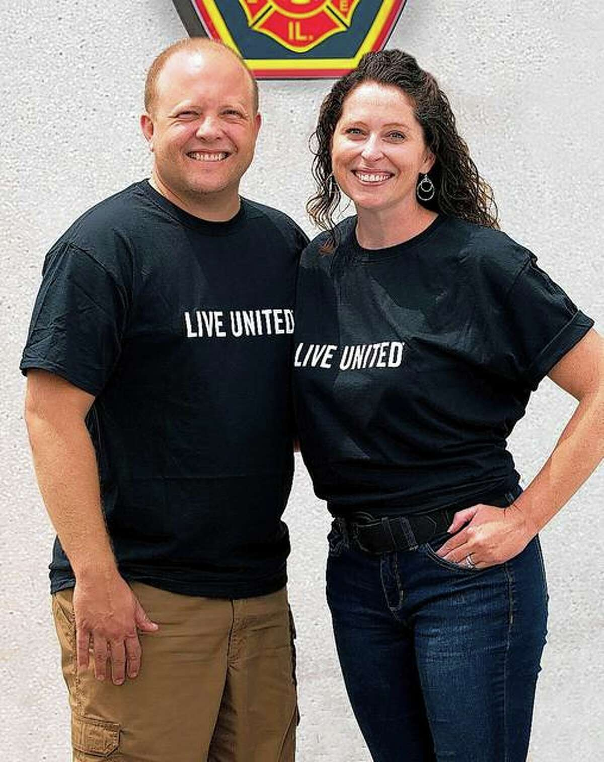 Brian and Amy Gillespie will serve as the 2021 United Way campaign chairs.