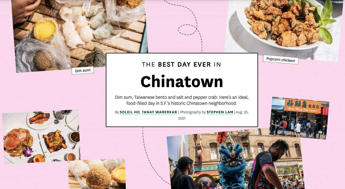 Best Day Ever: San Francisco Chinatown