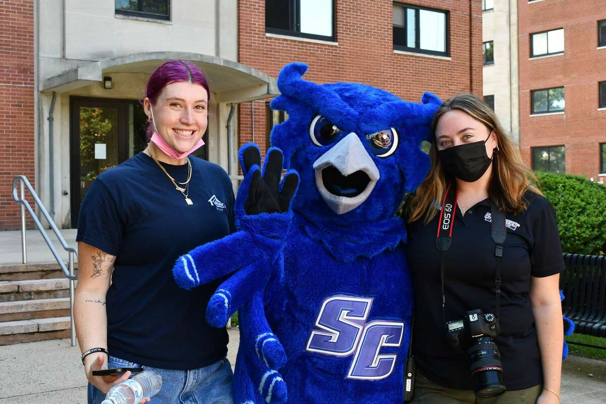 New Student Move-In Day at Southern Connecticut State University in New Haven, Conn. took place on Tuesday, Aug. 24, 2021. Were you SEEN?