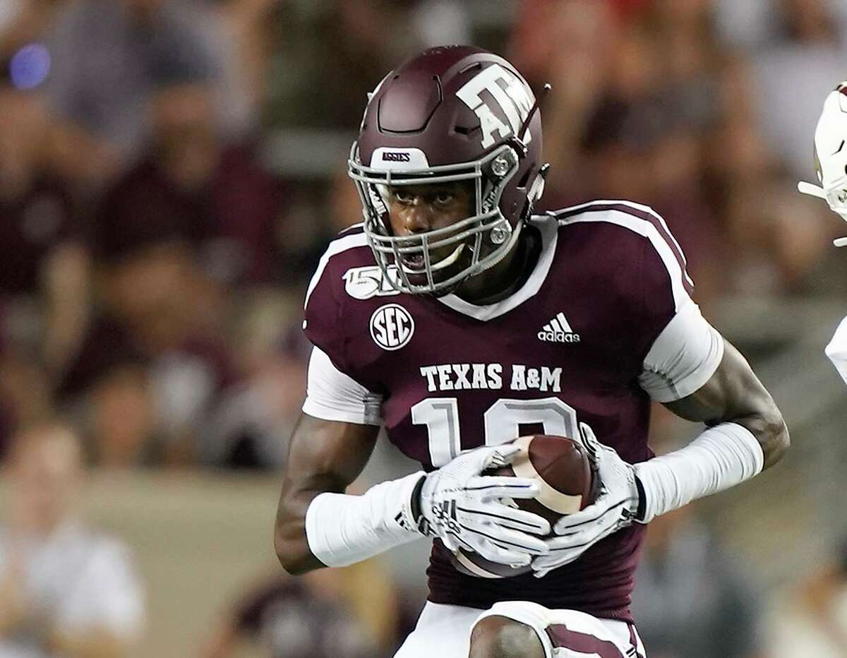 Cornerback Myles Jones is among a trio of Texas A&M players who've been ruled out for the season because of injuries.